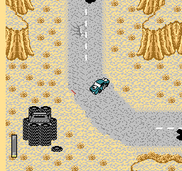 Mad Max [Model NES-3M-USA] screenshot