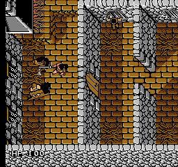 Robin Hood - Prince of Thieves [Model NES-7R-USA] screenshot
