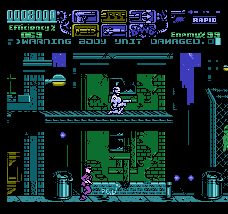RoboCop 3 [Model NES-R3-USA] screenshot