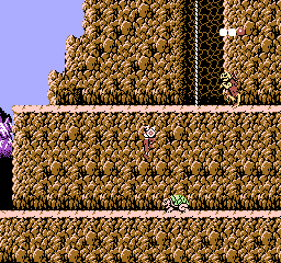 Rygar [Model NES-RY-USA] screenshot
