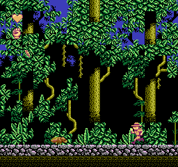 Stanley - The Search for Dr. Livingston [Model NES-SS-USA] screenshot