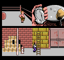 The Three Stooges [Model NES-3T-USA] screenshot