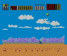 Choplifter screenshot
