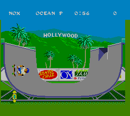 California Games [Model 7014] screenshot