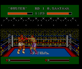James 'Buster' Douglas Knockout Boxing screenshot
