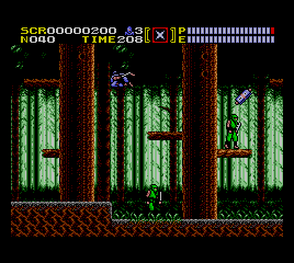 Ninja Gaiden [Model 670-2262-50] screenshot