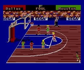 Pat Riley Basketball screenshot
