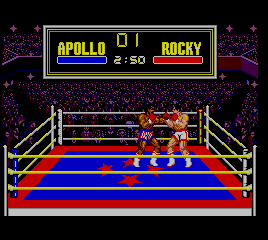 Rocky screenshot