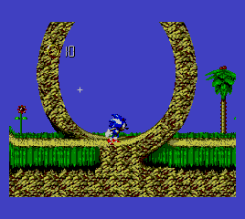 Sonic Blast [Model 030.030] screenshot