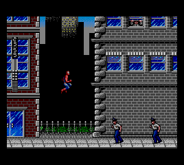 Spider-Man vs. The Kingpin screenshot