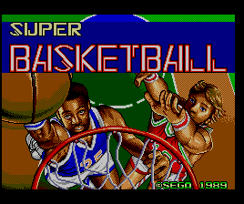 Super Basketball screenshot