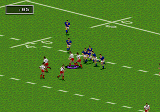 Australian Rugby League screenshot