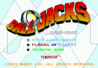 Ball Jacks screenshot