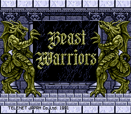 Beast Warriors screenshot