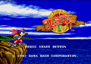Captain Lang screenshot