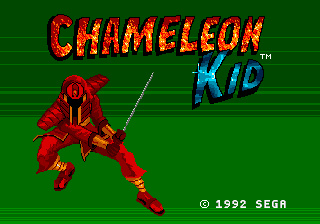 Chameleon Kid [Model G-4070] screenshot