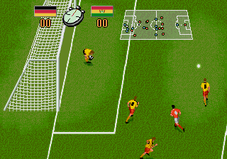 Champions - World Class Soccer screenshot