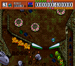 Chou Touryuu Retsuden - Dino Land screenshot