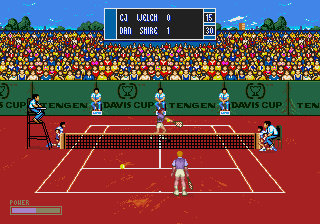 Davis Cup World Tour Tennis 2 screenshot