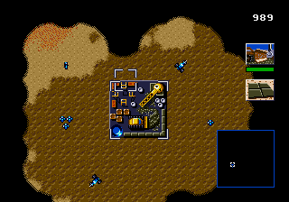Dune II - Battle for Arrakis screenshot