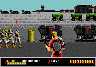 Dynamite Duke screenshot