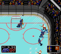 EA Hockey screenshot