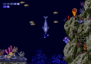 Ecco the Dolphin [Model G-4106] screenshot