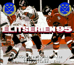 Elitserien 95 screenshot