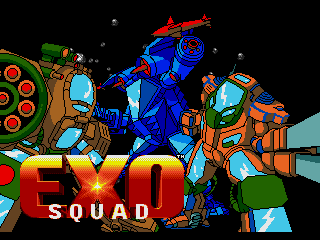 Exo Squad [Model T-70426-50] screenshot
