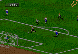 FIFA 98 - Road to World Cup screenshot