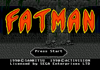 Fatman screenshot