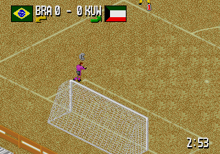 Fever Pitch Soccer screenshot