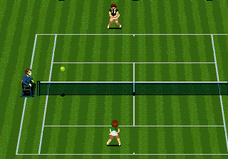 GrandSlam - The Tennis Tournament screenshot