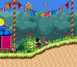 Great Circus Mystery - Mickey to Minnie Magical Adventure 2 screenshot