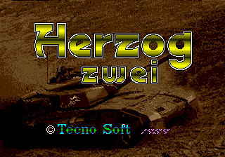 Herzog Zwei [Model T-18023] screenshot
