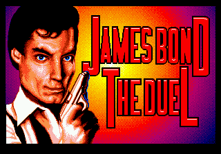 James Bond 007 - The Duel screenshot