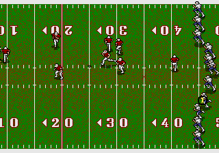 Joe Montana II Sports Talk Football screenshot