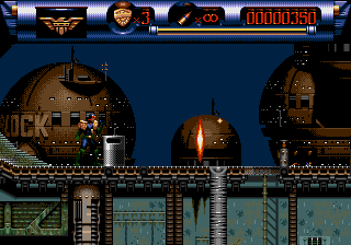 Judge Dredd screenshot