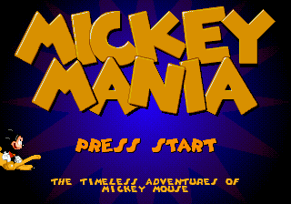 Mickey Mania - The Timeless Adventures of Mickey Mouse screenshot