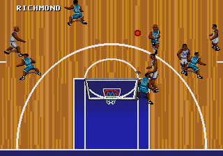 NBA 2000 screenshot