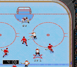 NHLPA 2003 screenshot