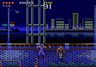 Ninja Gaiden screenshot