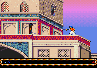 Prince of Persia 2 - The Shadow and the Flame screenshot
