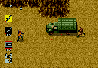 Rambo III screenshot