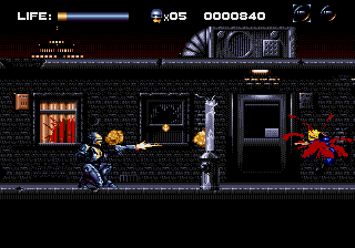 RoboCop versus The Terminator screenshot