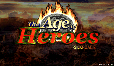 The Age of Heroes - Silkroad 2 screenshot