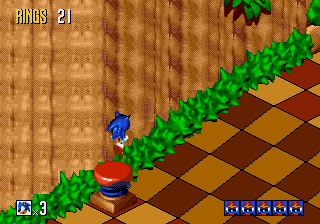 Sonic 3D - Flickies