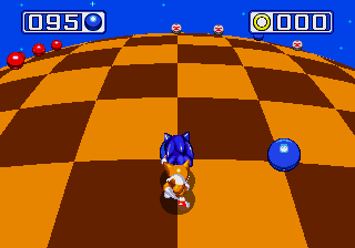 Sonic the Hedgehog 3 [Model G-5531] screenshot