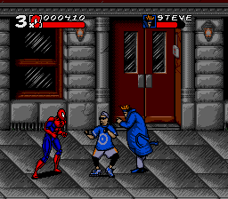Spider-Man & Venom - Maximum Carnage screenshot