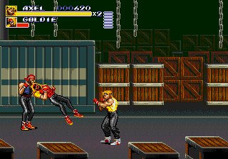 Streets of Rage 3 [Model 1539-50] screenshot